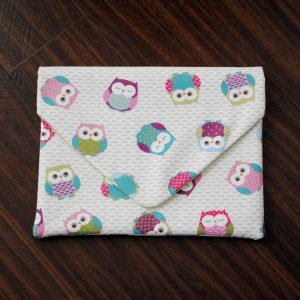 Owl Laptop Case - Front