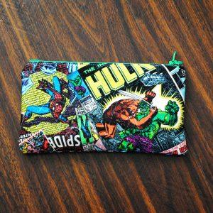 Marvel Pencil Case